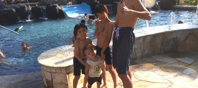 【謹賀新年】ハワイ島で初の海外年越し!<前編>
