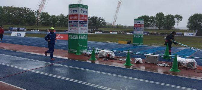 思いがけずビルドアップ走!?雨の仙台国際ハーフマラソン