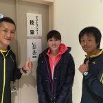 初開催「新庄ハーフマラソン大会」でゲストランナーをサポート