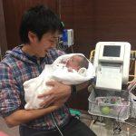 【ご報告】4人目の子ども、長女が誕生しました!