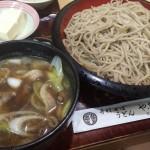 【葛飾グルメ/蕎麦】亀有「やなぎ屋」