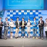 Lancers of the year 2015にて「ベテランサー賞」を受賞