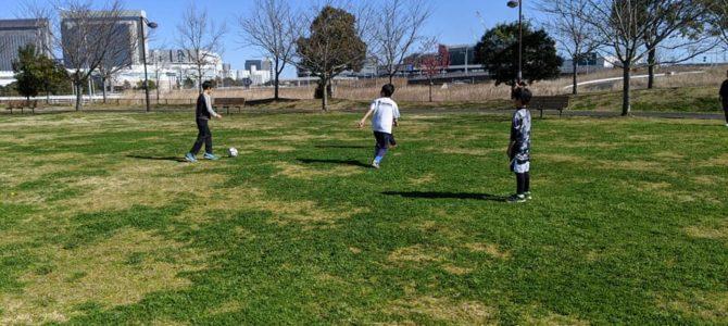 臨時休校で子供たちの運動機会を奪わないために